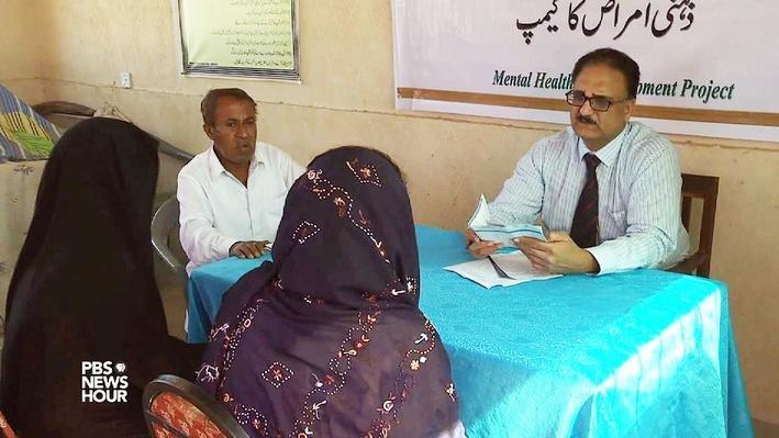 Overcoming Mental Illness in Pakistan – Video