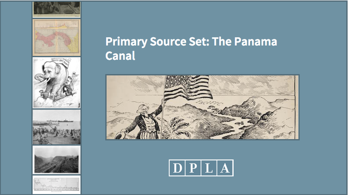Primary Source Set: The Panama Canal
