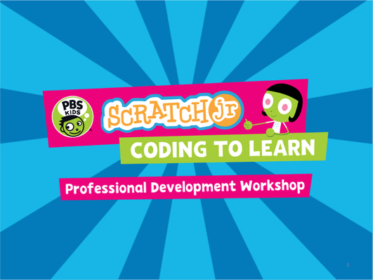 Professional Development | PBS KIDS ScratchJr