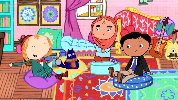 Peg+Cat | Eid-Al-Adha Adventure