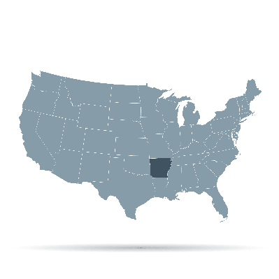 U.S. States - Arkansas | Clipart