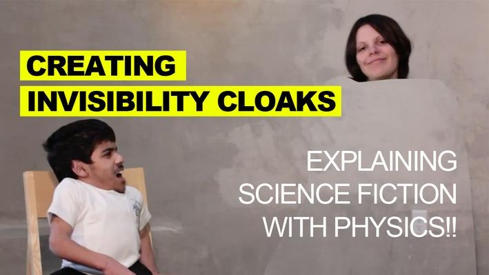 The Physics of Invisibility Cloaks   MIT's Science Out Loud