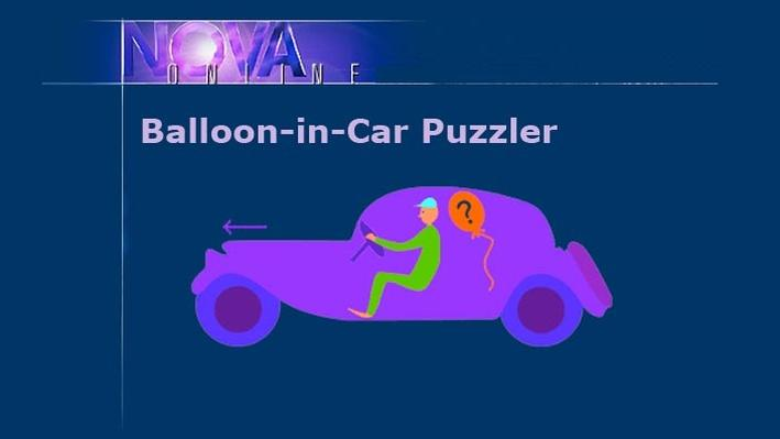 Buoyancy Brainteasers: Balloon-in-Car Puzzler