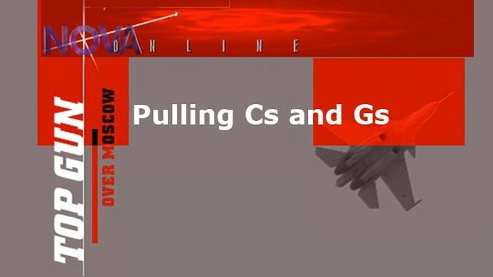NOVA | Centripetal Force: Pulling Cs and Gs