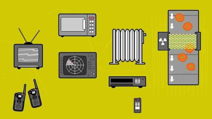 Nova Tour The Electromagnetic Spectrum Science Interactive