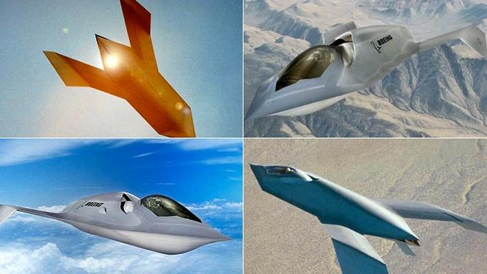 Airplanes: Designing for Stealth