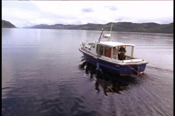 Sound Waves Underwater: The Loch Ness Monster