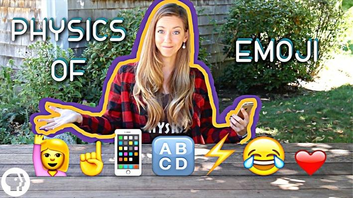 How Does Your Phone Send Emojis? | Physics Girl