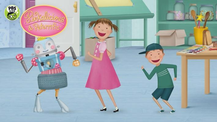 Dance Creation | PINKALICIOUS & PETERRIFIC™