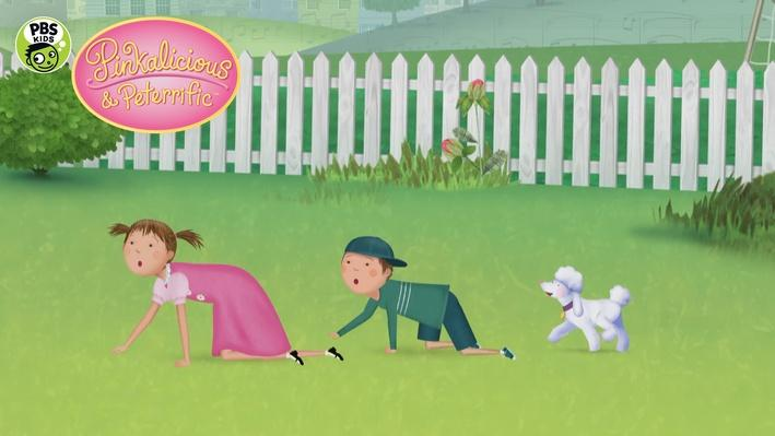 Pretend Puppy Play | PINKALICIOUS & PETERRIFIC™