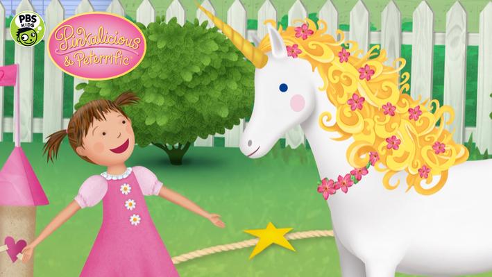 Great Unicorn Challenge   PINKALICIOUS & PETERRIFIC®