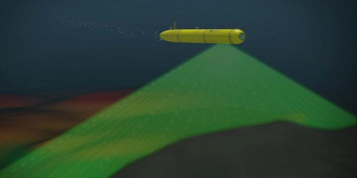 Robot Submersible Takes Technology to the Bottom of the Ocean in Search of Flight 370