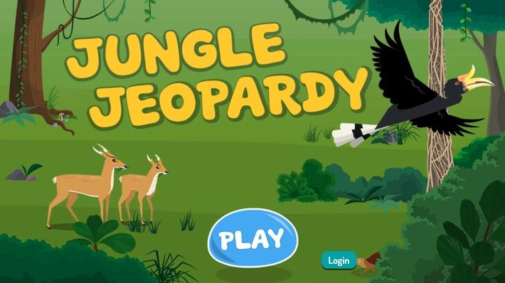 Jungle Jeopardy: An Ecosystem Game