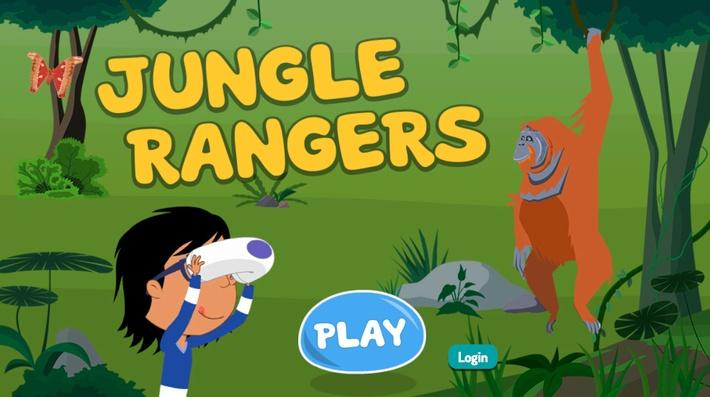 Jungle Rangers: A Photo Scavenger Hunt