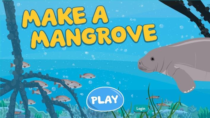 Make a Mangrove: An Ecosystem Game