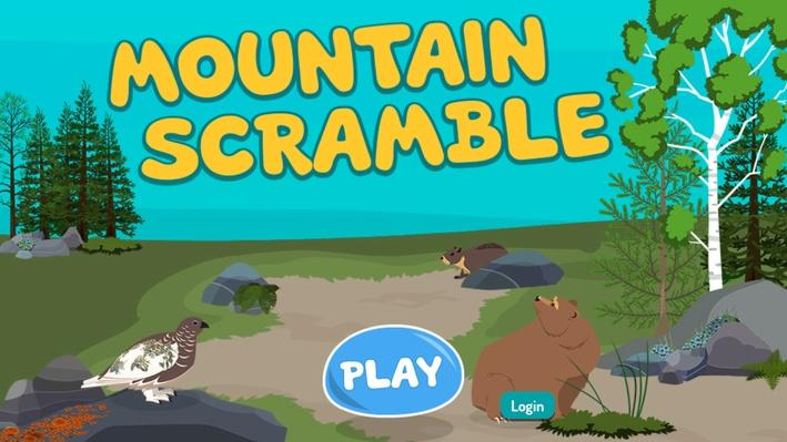 Mountain Scramble: An Ecosystem Game