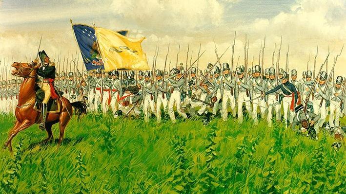 Battle of Chippewa Image