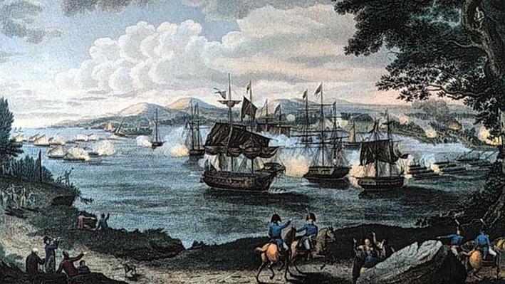 Battle of Plattsburgh Image