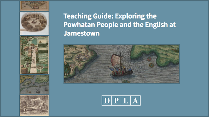Teaching Guide: Exploring the Powhatan People and the English at Jamestown