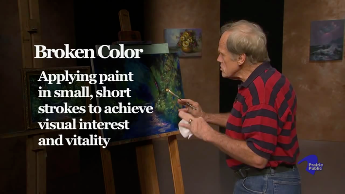 Painting Concepts with Buck Paulson: Color