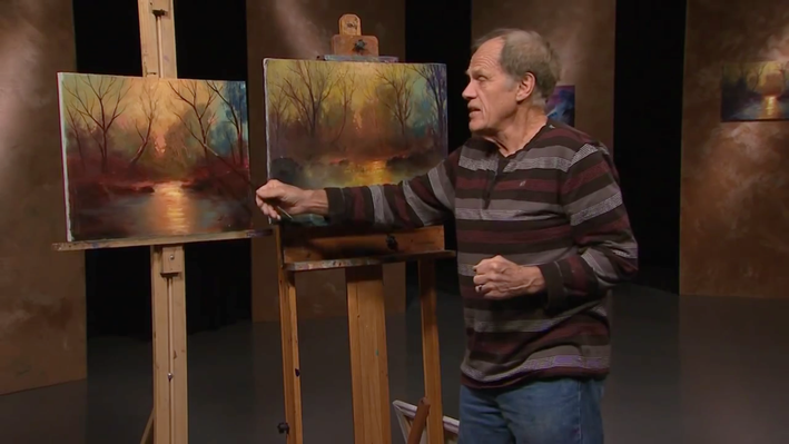 Painting Concepts with Buck Paulson: Judging Art