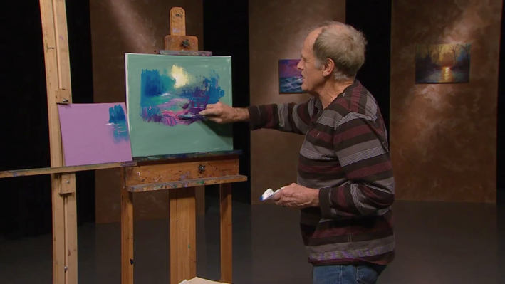 Painting Concepts with Buck Paulson: Color Theory