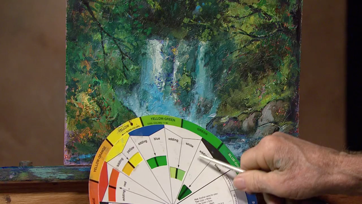 Painting Concepts with Buck Paulson: Advanced Color and Composition