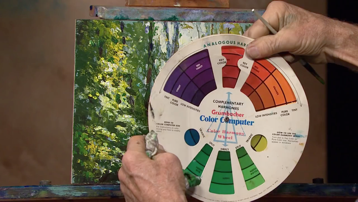 Painting Concepts with Buck Paulson: The Value of Color