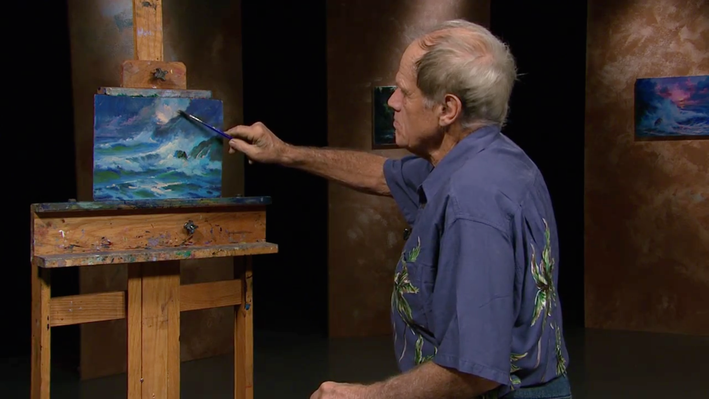 Painting Concepts with Buck Paulson: Creating Movement