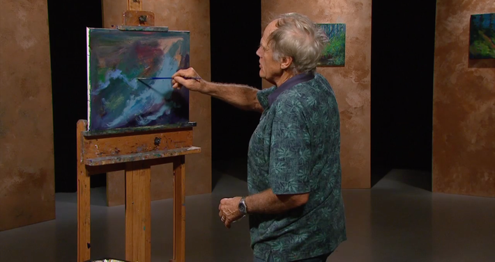 Painting Concepts with Buck Paulson: Creative Discovery