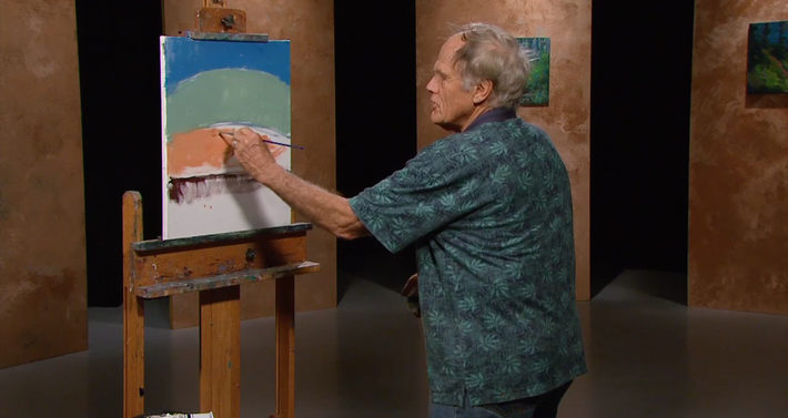 Painting Concepts with Buck Paulson: Building a Sky