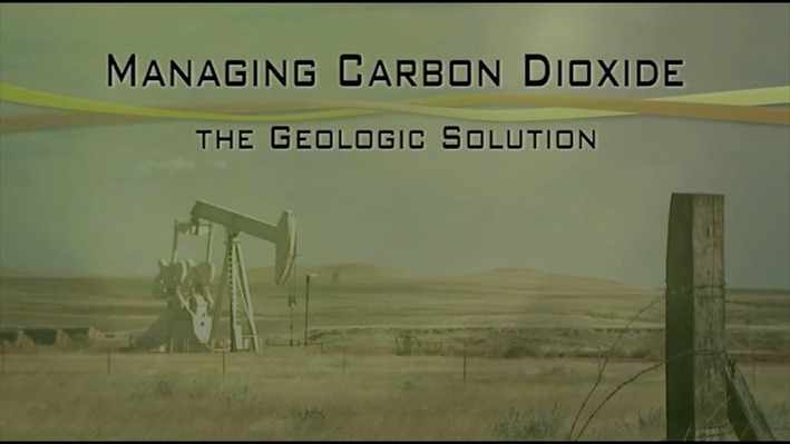 Managing Carbon Dioxide: The Geologic Solution: Documentary
