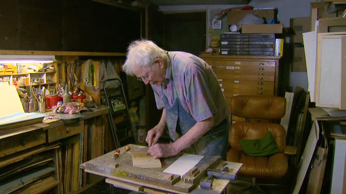 Minnesota Legacy Short | Charles Beck: Woodcut Artist