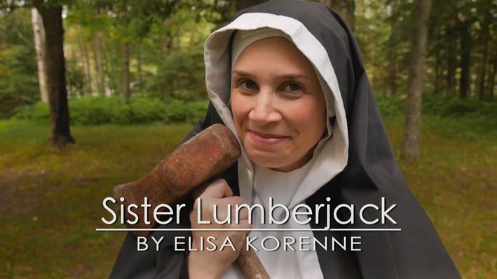 Elisa Korenne: Sister Lumberjack