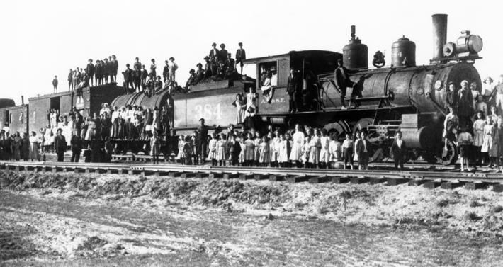 Minnesota Legacy Short | The Orphan Trains