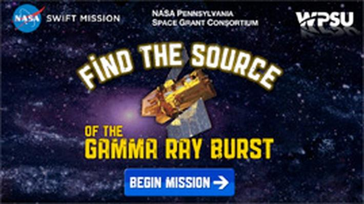 Gamma Ray Burst Detectives (High School)