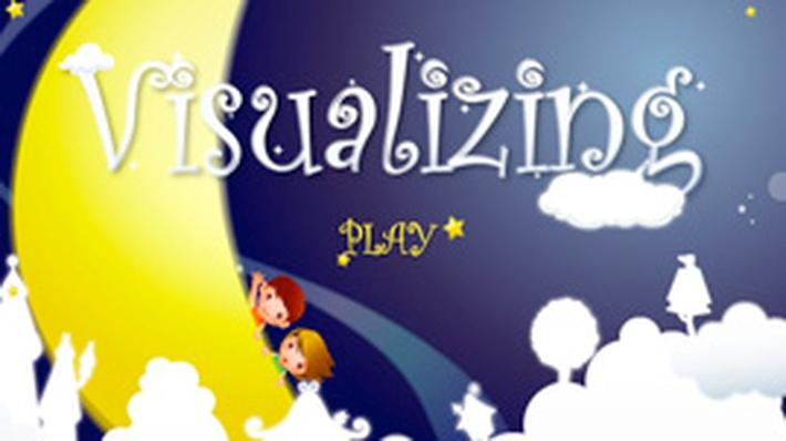 Blue Ribbon Readers: The Visualizing Game