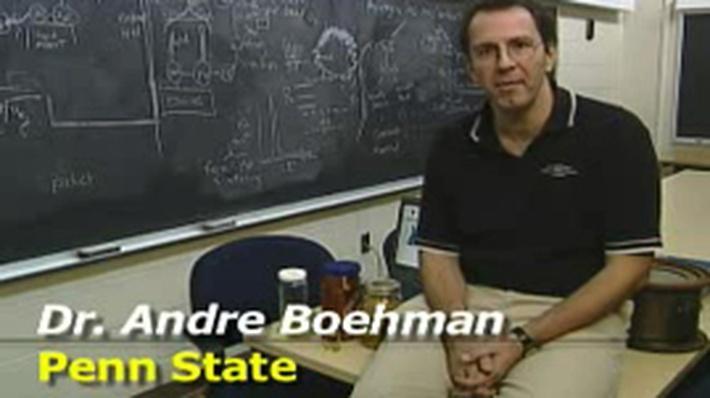 Professor of Fuel Science | STEM Careers