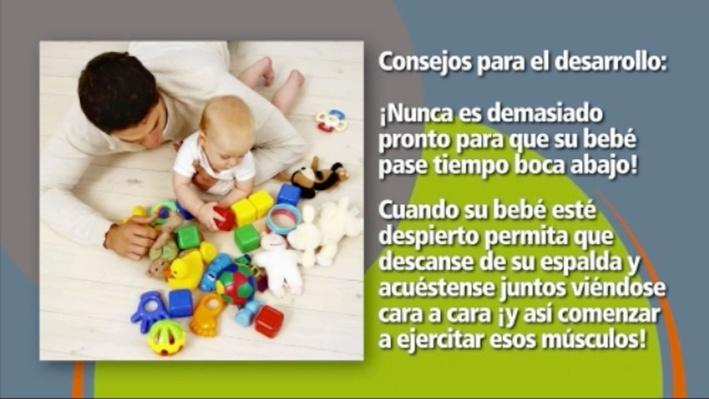 Baby and Child Development Tips - Part One
