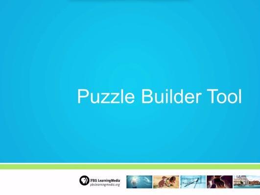 Puzzle Tutorial