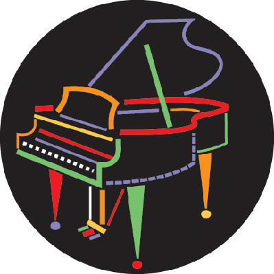 Grand Piano: Color | Clipart