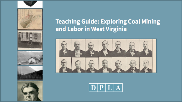 Teaching Guide: Exploring Coal Mining and Labor in West Virginia