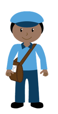 Large Collection of Career and Professional People   Clipart