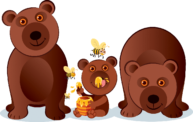 Bear Family | Clipart
