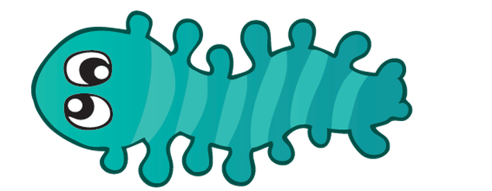 Germs Theme Set 1 | Clipart