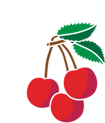 Produce From The Garden Icon Set of 17 | Clipart