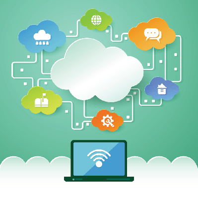 Cloud Computing | Clipart