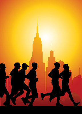 Cities - Marathon | Clipart