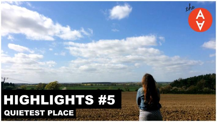 Quietest Place: Highlights 5 | The Art Assignment