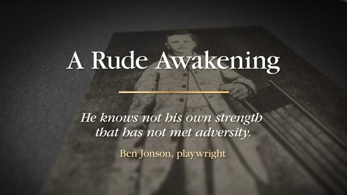 Image for A Rude Awakening video clip